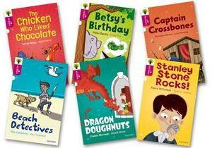 Oxford Reading Tree All Stars Oxford Level 10 Pack of 6