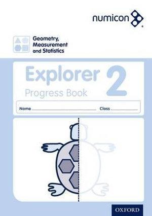 Geometry, Measurement & Statistics Explorer Progress 2 (Pack of 30)