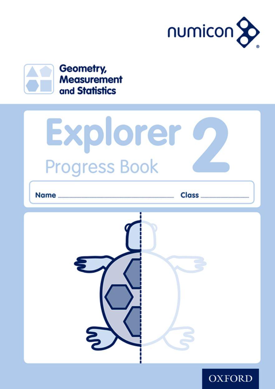 Geometry, Measurement & Statistics Explorer Progress 2