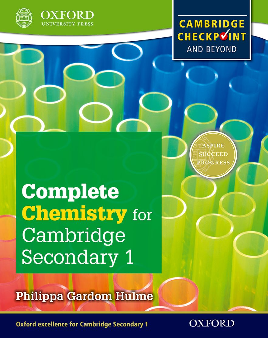 Complete Chemistry for Cambridge Secondary 1 Student Book