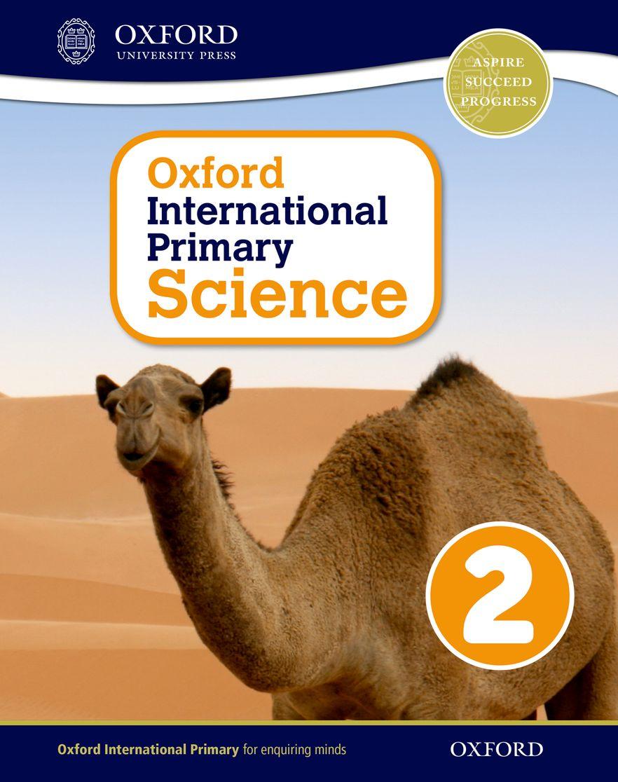Oxford International Primary Science Student Workbook 2