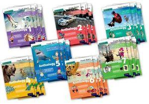 Read Write Inc. Fresh Start Anthologies Easy Buy Pack