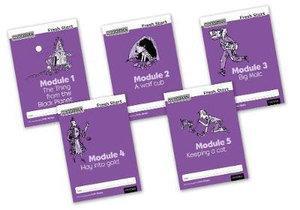 Read Write Inc Fresh Start Modules 1-5 Pack of 5