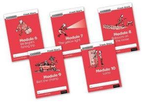 Read Write Inc Fresh Start Modules 6-10 Pack of 5