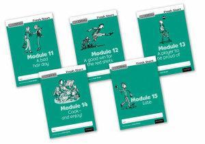 Read Write Inc Fresh Start Modules 11-15 Pack of 5