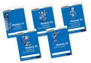Read Write Inc Fresh Start Modules 21-25 Pack of 5