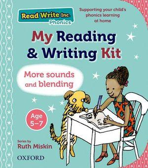 Read Write Inc: My Reading and Writing Kit More sounds and blending