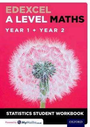 Edexcel A Level Maths Year 1 + Year 2 Statistics Student Workbook Pack of 10