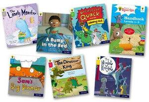 Oxford Reading Tree Story Sparks Oxford Levels 1-5 Easy Buy Pack