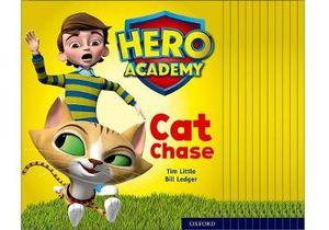 Hero Academy: Oxford Level 1/1+, Letters and Sounds Phase 1 & 2, Set 1