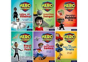 Hero Academy: Oxford Level 10, Letters and Sounds Phase 6