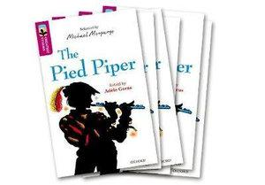 TreeTops Greatest Stories Oxford Level 10 The Pied Piper
