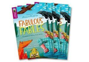 TreeTops Greatest Stories Oxford Level 10 Fabulous Fables