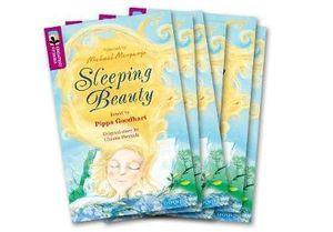 TreeTops Greatest Stories Oxford Level 10 Sleeping Beauty