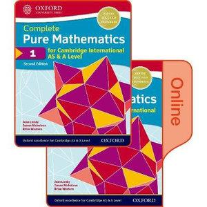 Pure Mathematics 2 & 3 for Cambridge International AS & A Level