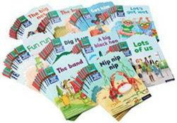Read Write Inc. Phonics: Red Ditty Book Bag Books Mixed Pack of 100