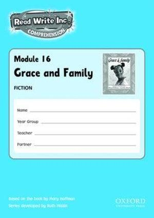 Read Write Inc Comprehension Modules 16-20 Pack of 5