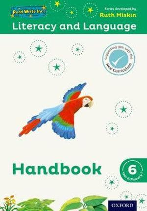 Read Write Inc Literacy & Language Year 6 Teaching Handbook