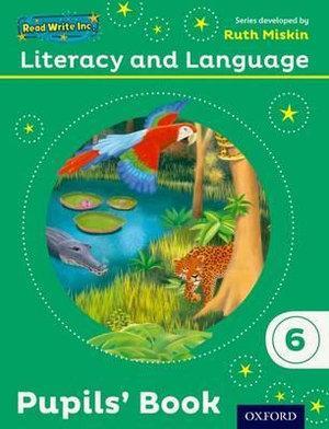 Read Write Inc Literacy & Language Year 6 Pupils' Book