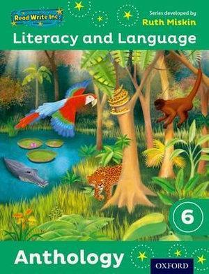 Read Write Inc Literacy & Language Year 6 Anthology