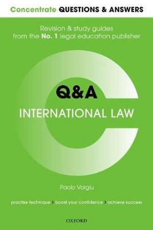 Questions & Answers International Law
