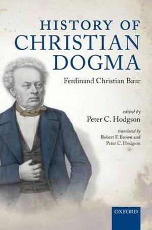 History of Christian Dogma