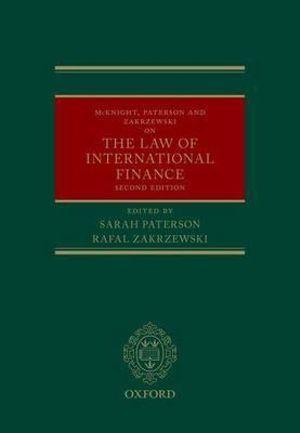 The Law of International Finance