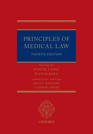 Principles of Medical Law