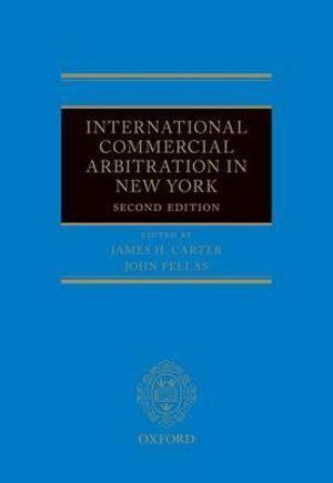 International Commercial Arbitration in New York