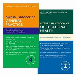 Oxford Handbook of General Practice 4e and Oxford Handbook