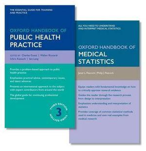 Oxford Handbook of Public Health Practice and Medical Statistics