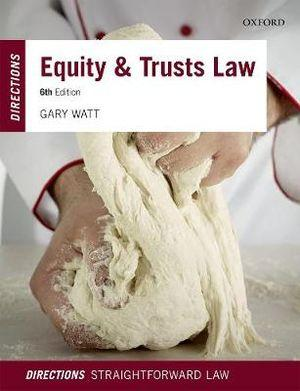 Equity & Trusts Law