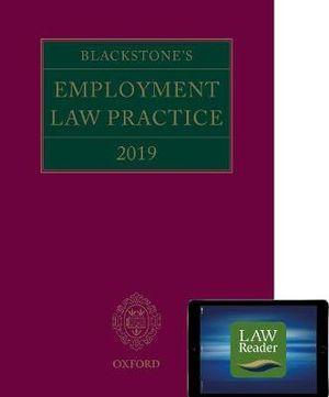 Blackstone's Employment Law Practice 2018 Pack