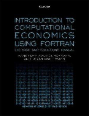 Introduction to Computational Economics