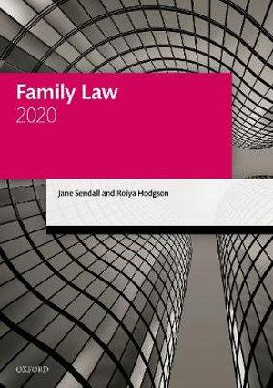 Family Law 2020