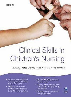 Clinical Skills in Children's Nursing