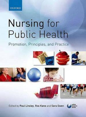 Public Health and the Nursing Role