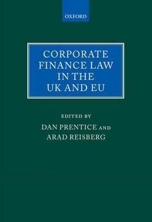 Corporate Finance Law in the UK and EU