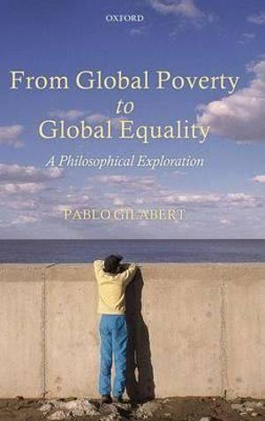 From Global Poverty to Global Equality
