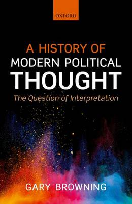 A History of Modern Political Thought
