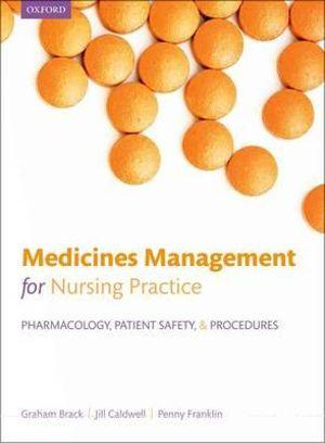 Medicines Management for Nursing Practice