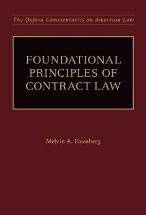 Foundational Principles of Contract Law
