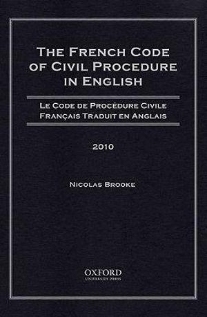 2010 French Civil Code