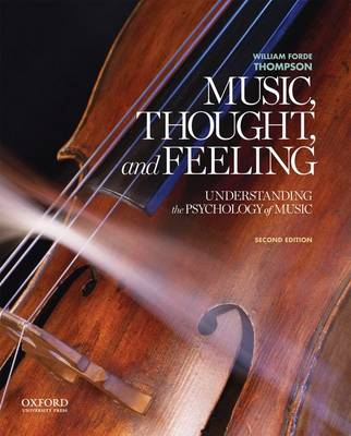 Music, Thought, and Feeling