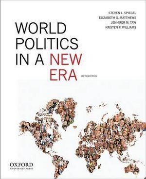 World Politics in a New Era