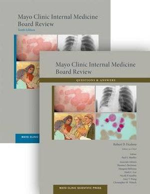 Mayo Clinic Internal Medicine Board Review (set)
