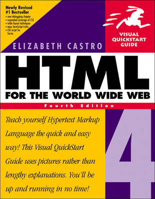 HTML 4 for the World Wide Web, Fourth Edition: Visual QuickStart Guide