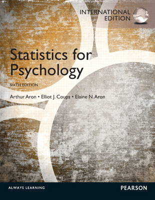 Statistics for Psychology: International Edition