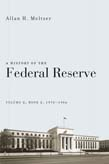 History of the Federal Reserve, Volume 2, Book 2, 1970-1986