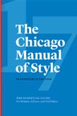 Chicago Manual of Style 17ed